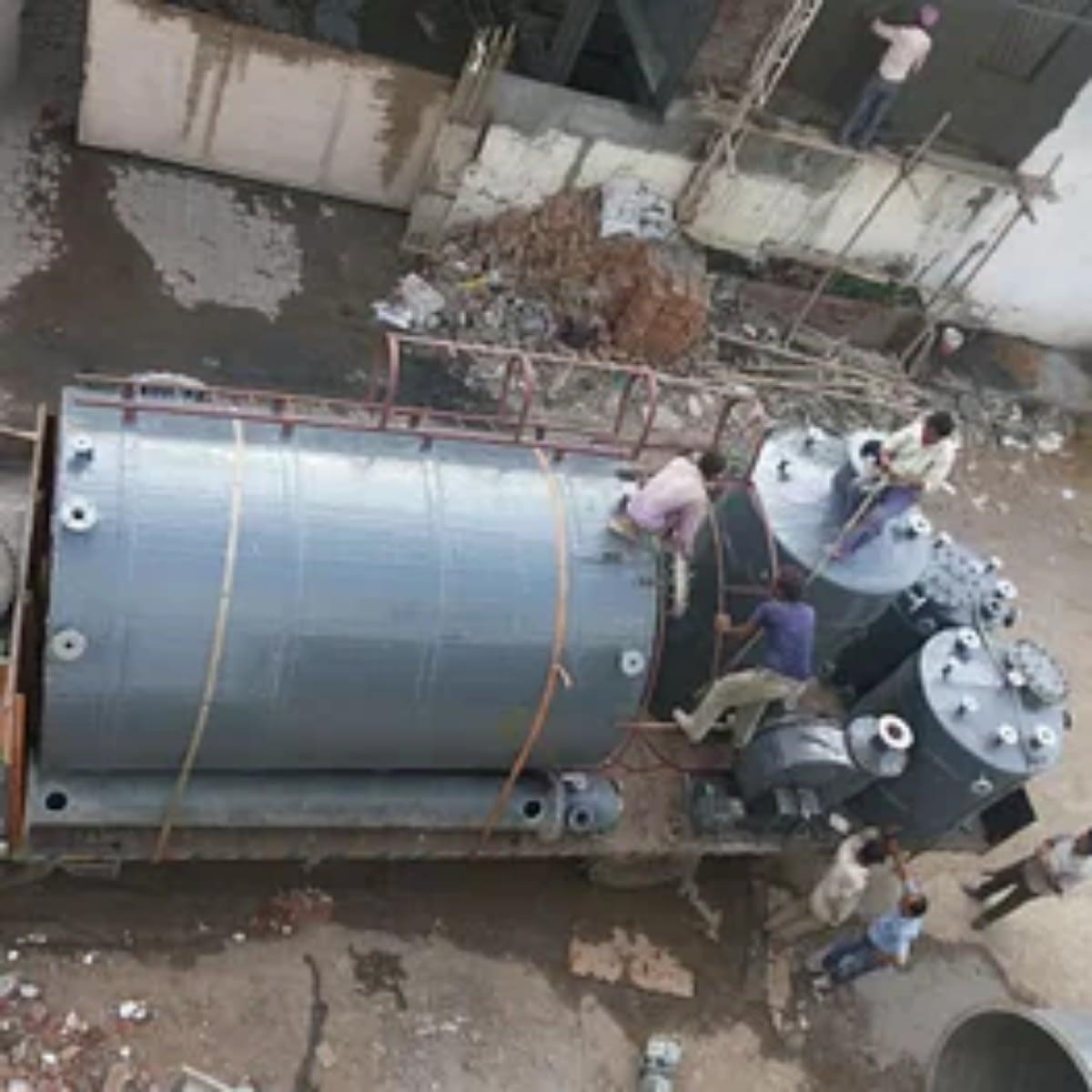 FRP Scrubbing Equipments Manufacturer in india